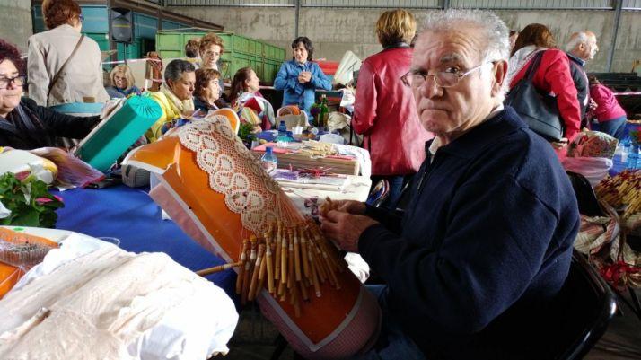 Foto 2 - Encuentro de encajeras y feria de productos artesanales en Martialay
