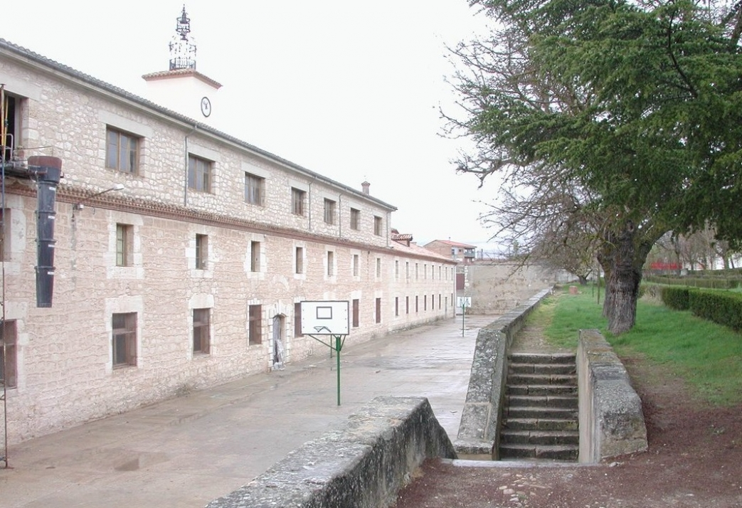 Foto 1 - Patrimonio autoriza obras en el Seminario de El Burgo de Osma