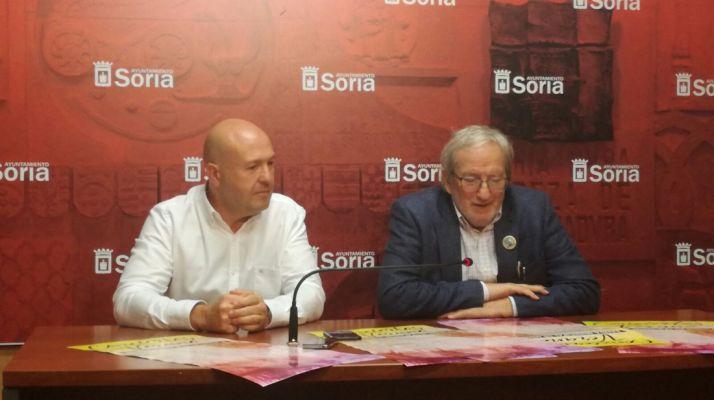 Bárezy Aceña en rueda de prensa. SN
