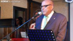 Pedro Heras en su intervención./SN