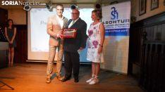 Imagen de la gala de premios de ASOHTUR. /SN