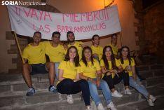 Pregón de la fiestas de Cabrejas del Pinar 2017