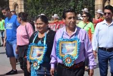 Foto 6 - Soria celebra con la comunidad boliviana su fiesta del Tata Santiago de Bombori