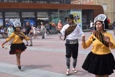 Foto 3 - Soria celebra con la comunidad boliviana su fiesta del Tata Santiago de Bombori