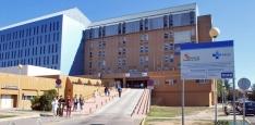 Imagen del hospital de Santa Bárbara./SN