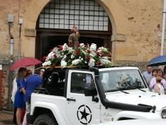 Foto 2 - La lluvia no impide la celebración de San Cristóbal