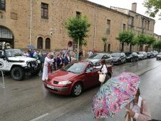 Foto 3 - La lluvia no impide la celebración de San Cristóbal