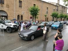 Foto 4 - La lluvia no impide la celebración de San Cristóbal