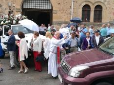Foto 5 - La lluvia no impide la celebración de San Cristóbal