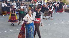 Foto 2 - Corte de troncos y feria medieval en Molinos