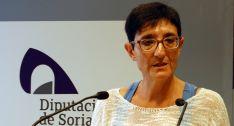 Pilar Delgado, diputada provincial de Servicios Sociales./Dip.