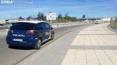 La Guardia Civil en el lugar del accidente. / SN