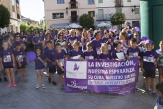 Carrera Amistad Ólvega / María Ferrer