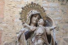 Procesión de la Virgen de Carmen / María Ferrer