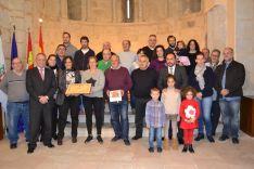 Entrega premio Calondra 2016 a la Cofradía de San Pascual Bailón. /SN