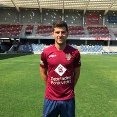 Javier Bonilla. /FC Pontevedra.