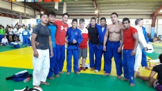 Foto 4 - Alexis Rosa y Rocío García se preparan para el Europeo Universitario de Judo