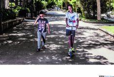 Niños saharauis en Soria. / SN