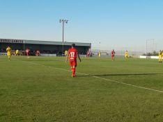 Foto 2 - El Numancia empata sin goles ante el Atlético de Madrid B en su primer ensayo de pretemporada