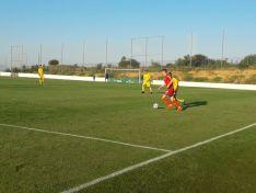 Foto 3 - El Numancia empata sin goles ante el Atlético de Madrid B en su primer ensayo de pretemporada