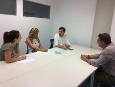 Reunión Vicesecretaría Estudios y Programas PP Soria.