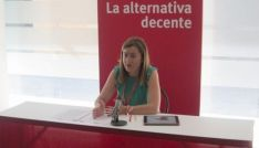 Virginia Barcones asume una significativa revelancia en la Ejecutiva regional del PSOE.