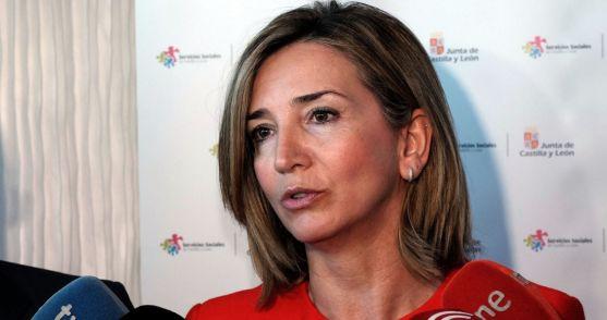La consejera de Familia e Igualdad Alicia García. /Jta.