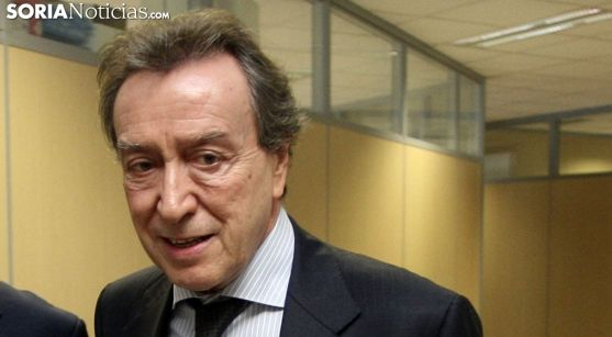 De Santiago-Juárez, vicepresidente de la Junta. /SN