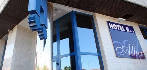 Un establecimiento hotelero en Soria capital.