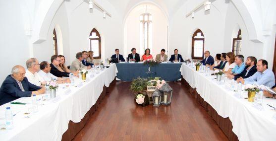 Reunión de los Caminos de Santiago.