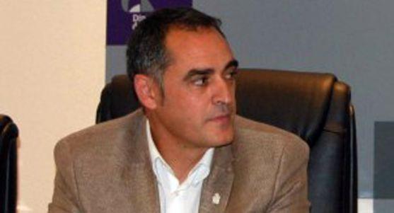 Navas, diputado pronvicial de Turismo.