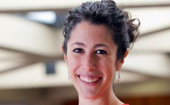La investigadora Aurora Pérez.