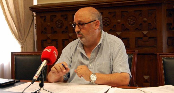 Amancio Martínez, diputado provincial.