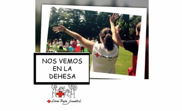 Arrancan las actividades de Cruz Roja Juventud en la Dehesa