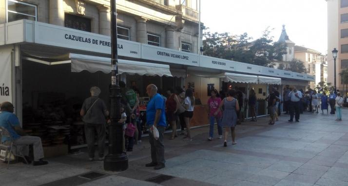 Foto 1 - Productos de calidad en la 34ª Feria de Artesanía de Soria