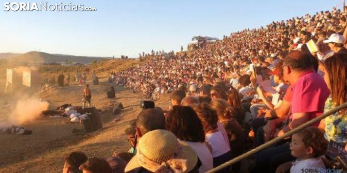 Foto 1 - La Diputación distribuirá 400 entradas para 'El Cerco de Numancia'