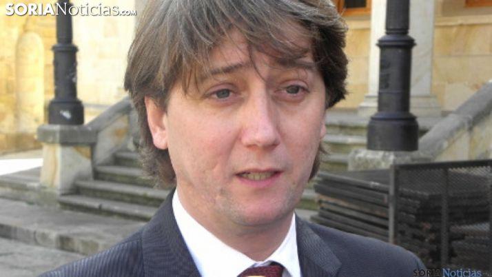 Carlos Martínez Mínguez, en una imagen de archivo./SN