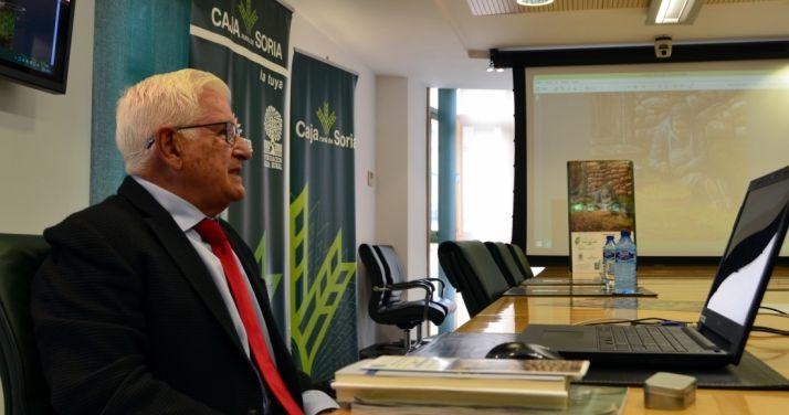 El doctor Juan Manuel Ruiz Liso, director de la FCCR./SN