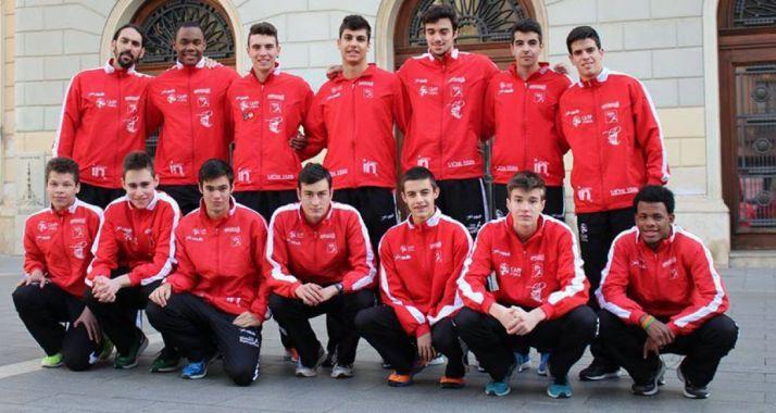 Foto 1 - Los juniors del CAEP, a por el oro en Granollers