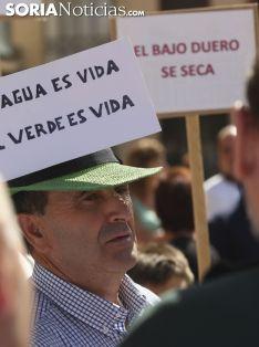 Imagen de la concentración en Almazán./SN