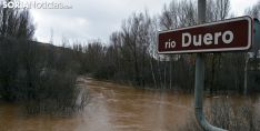 Imagen de archivo del Duero a su paso por la provincia./SN