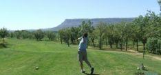 Campo de golf de Pedraja. / SN