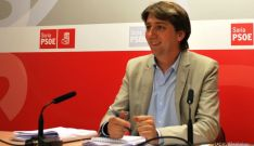 Martínez Mínguez, secretario del PSOE en la provincia. / SN