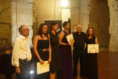 Foto 3 - Elena Rey y Lucía Tavira ganan el IV concurso de Canto un Futuro