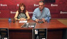 Ana Calvo y Carlos de Pedro./Ayto.