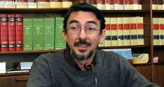 Luis Alberto Romero, concejal de Sorian@s./SN