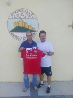 David Serrano, el nuevo entrenador.