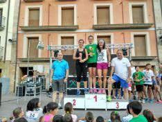 Foto 3 - Edgar Val y Cristina Mayor ganan la Carrera Popular Fermín Cacho de Ágreda