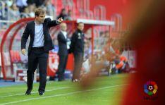 Arrasate, tercera temporada como entrenador rojillo. LFP