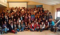Encuentro entre los voluntarios de varias asociaciones. /SN